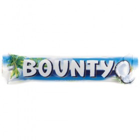 Bounty bar milk chocolate and coco nut (2oz/57g)