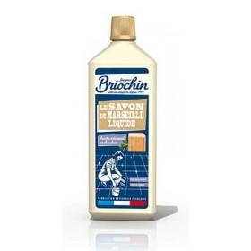 Briochin Artisanal Savon de Marseille, Provence Soap, Liquid 1L (33.3 fl oz)