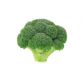 French Broccoli Floret - White Toque (2.lb/1kg)