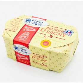 French ISIGNY Butter (doux-no salt)