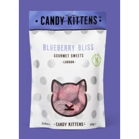 Candy Kittens Blueberry Bliss (vegan)