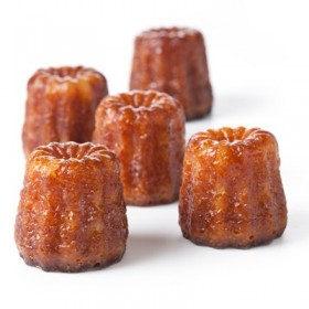 9 Canelés de Bordeaux - From France