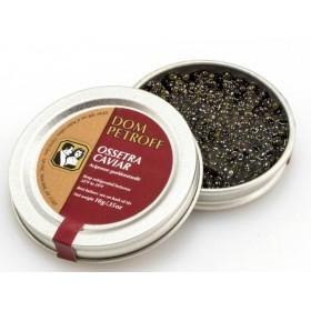 Caviar Ossetra Dom Petroff (30g / 1oz )