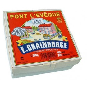 Pont l'Eveque - Cheese - (7.7oz/220gr)