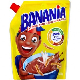 Banania Chocolate Powder Breakfast Mix