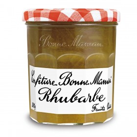 Rhubarb Jam, Bonne Maman From France