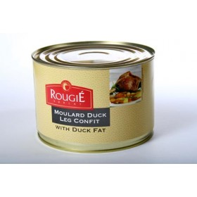 French Duck Legs Confit Rougie (3.84 lb)