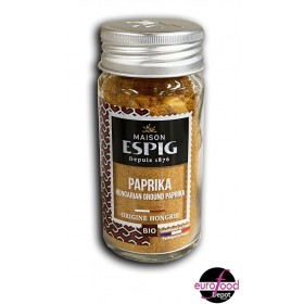 Organic Ground Paprika by Espig (45g/1.59oz)