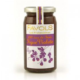 Favols Fruitessence Jam - French Figue and Clementine (8.8oz/250g)