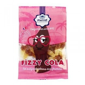 Fizzy cola gummies by Pierrot Gourmand (80g/2.82oz)