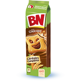 BN Chocolat French Cookies (295Gr)