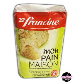 Francine Flour for bread (1.5kg/3.3 Lb)