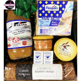 """La Marseillaise"" gift box (7 Items)"
