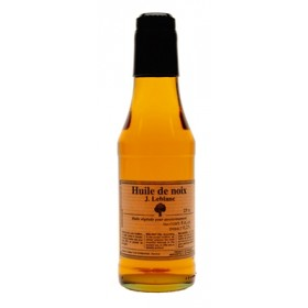Pure Walnut Oil - LeBlanc - 8oz