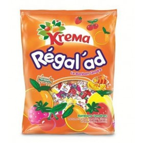 Krema Regal'ad candy to fruit (5.3oz/150g)