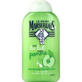 Le Petit Marseillais French Shampoo for Children Milk and Apple (8.4fl oz/ 250ml)