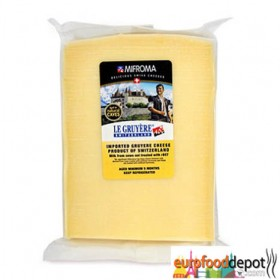 Mifroma - Le Gruyere Cheese - Swiss Cheese