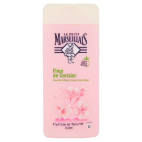 Le Petit Marseillais Shower gel/bath Cherry blossom 650ml