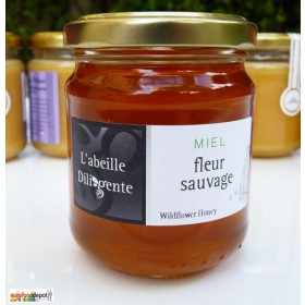 Miel Fleur Sauvage / Wildflower honey / L'Abeille Diligente