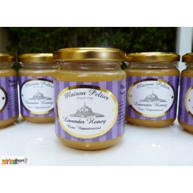 Miel de Lavende / Lavender Honey / Mt Saint Michel (8.8oz/250g)