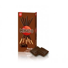 LU Mikado - Dark Chocolate Covered Sticks - Chocolat Noir (1.1oz/30g )