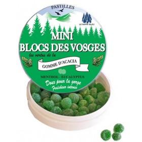 Mini bloc des Vosges menthol eucalyptus 32g (1.1 oz)