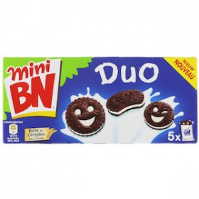 Mini BN Choco Duo 190g (6.7 oz)