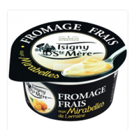 Isigny Plum Yogurt From France