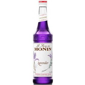 Lavender Syrup - Monin - French - 25.4 oz (750 ml)