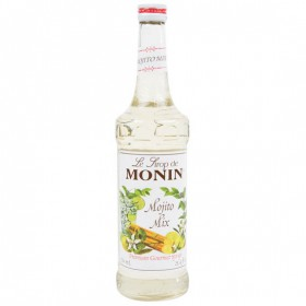 Mojito Mix Flavoring Syrup - Monin - French - 25.4 oz (750 ml)