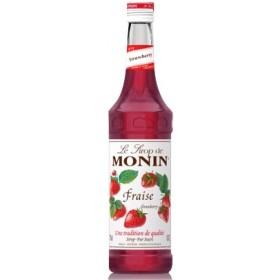 Strawberryl Syrup - Monin - French - 25.4 oz (750 ml)