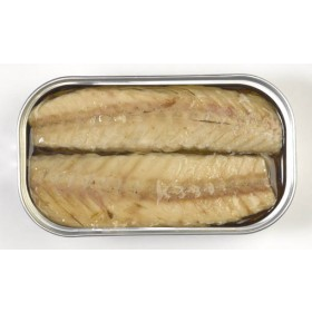 Mackerel filets in virgin olive - Morgada (125g/4.4oz)