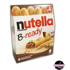 Nutella B-ready wafers (132g/4.65oz)