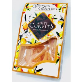 Candied orange slivers sugar coated · 200g (7 oz)