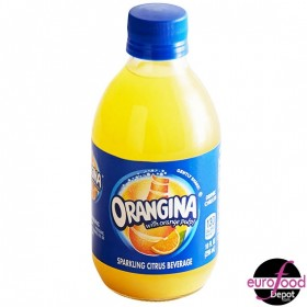 Orangina - French soda (10FL/240ml)