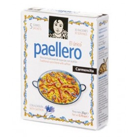 Paella Seasoning with Saffron/Épices à Paella (0.71oz/20g)