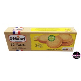 St Michel 12 Palets with butter / French shortbreads