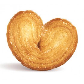 French cookie Palmiers (3.52OZ/100g)