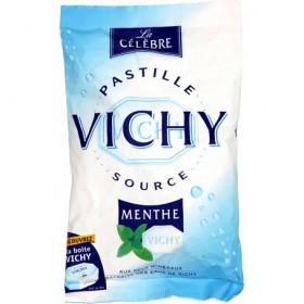Pastille Vichy - Lozenge Mint Flavour Candies 125g