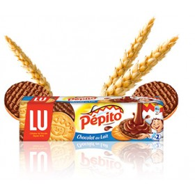 Pépito Milk Chocolat - LU (7oz/200g)