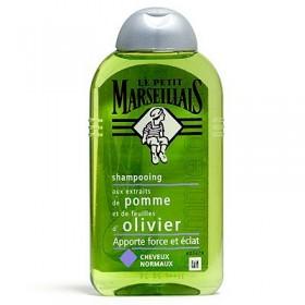 Le Petit Marseillais French Shampoo / Apple Extract and Olive Leaf (8.4fl oz/ 250ml)