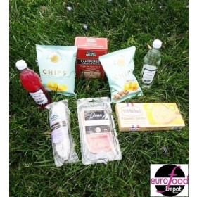 Easy outgoing food pack