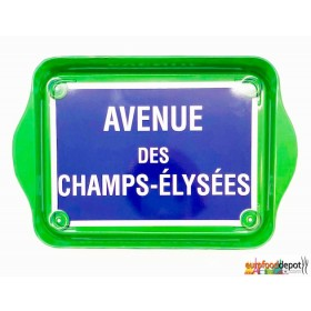 Champs Elysees Mini Metal Tray