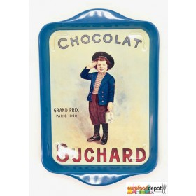 Chocolat Suchard with Little Boy Mini Metal Tray