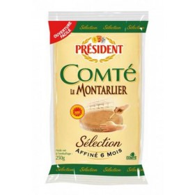 President Comte wedge