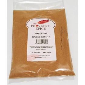 Raz El Hanout Spices-Epices a coucous-100g (3.5oz)