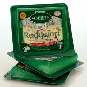 Roquefort Societe Bee Wedges (3.5oz-100g)