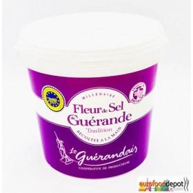 Guerande 'Fleur De Sel' Sea Salt 100% (2.2lb/1kg)
