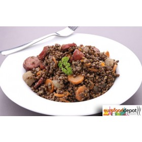 Sabarot French Green Lentils - (500g/17.6 oz)