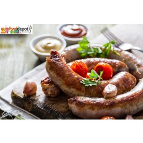 Toulouse Sausage Fabrique Delices- 4 Link Pack - All natural